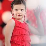 Najmlajša plesalka  PKD CoraViento Najda Volk - tisk